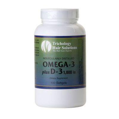 Omega-3 plus D-3